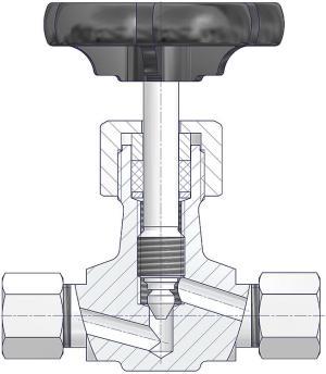 ASSchneider  Integral Bon Needle Valves Type S338