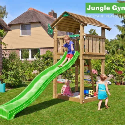 Spielturm Jungle Cottage - Jungle Gym