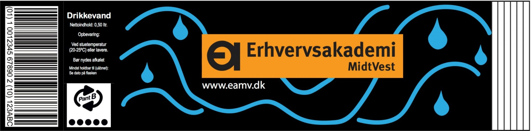 Uddannelse: Ediket for EAMV vand