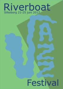 Uddannelse: Riverboat Jazz Festival Plakat