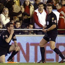 Megía Dávila ha sido uno de los árbitros más polémicos de los últimos años
