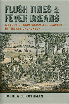 Book cover: Flush Times and Fever Dreams