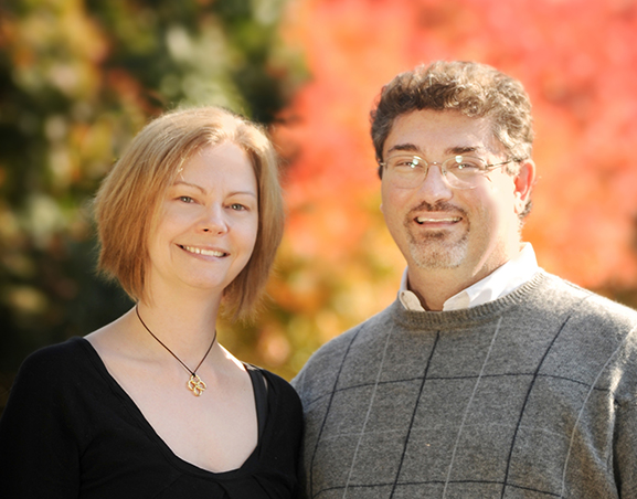 Drs. Guy and Kim Caldwell