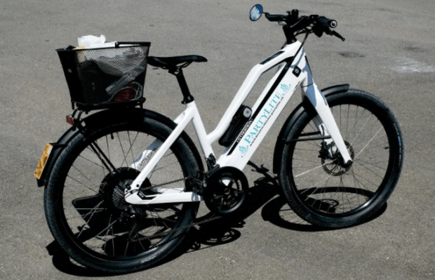 Electric bike benefits