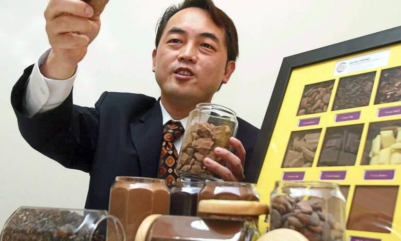 Brandon Tay Hoe Lian, managing director of Guan Chong