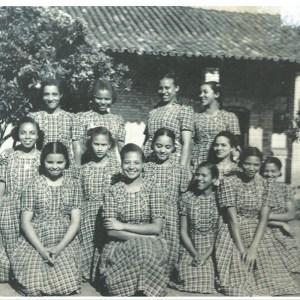 Métis children in colonial Congo
