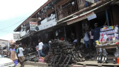 Photo of Abossey Okai spare parts dealers lament slowdown in business activity