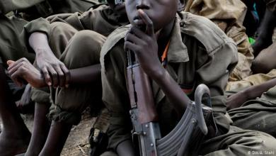 Photo of Congo vows to end child soldiers phenomenon