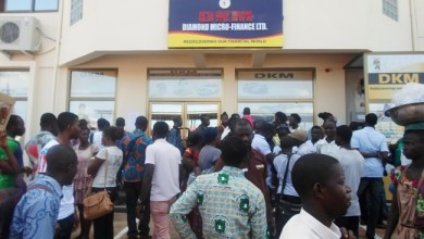 Photo of Government starts paying out to DKM customers in Sunyani