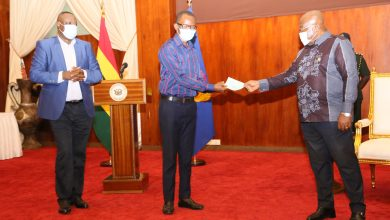 "Photo of Be driven by innovation, President Akufo-Addo urges ""Presidential Pitch"" winners"