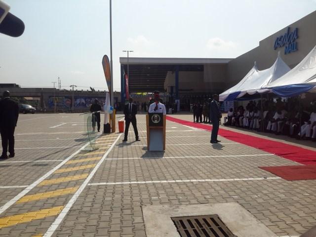 Governor Okowa Commissions Asaba Mall