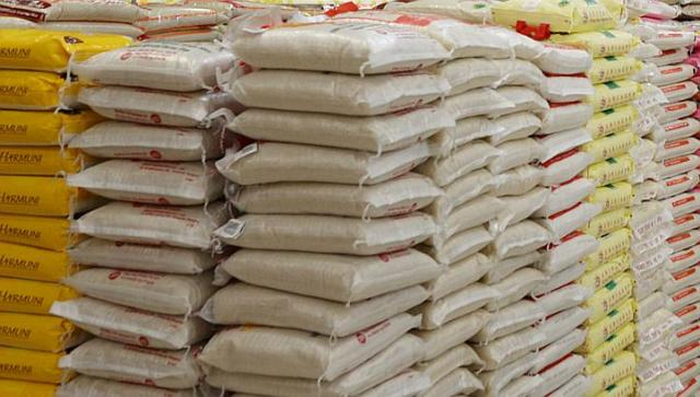 Bags of Rice