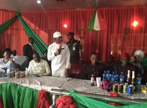 Governor Okowa Accuses Sheriff's PDP Faction as Saboteurs