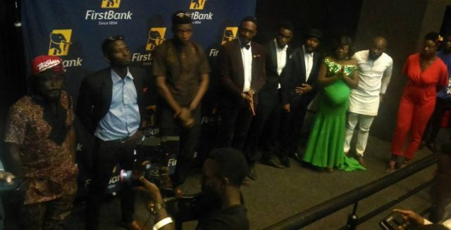 Fisrt Bank Nigeria Firststars Contestants