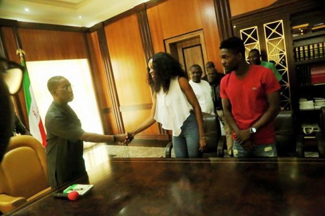 MTN Project Fame, West Africa, Season 9 winners