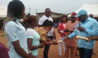 Ika North-East PDP empowers Party faithfuls