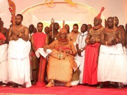 Oba of Benin Kingdom