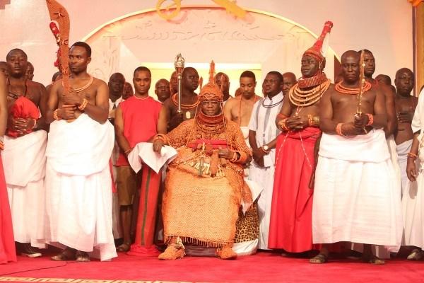 Oba of Benin Kingdom