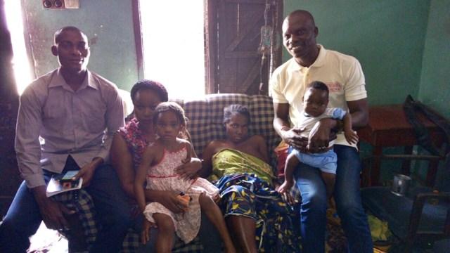 Odini Mma Ndokwa TV Show Visits Jane Okpochine