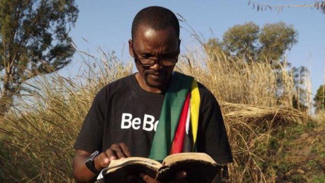 Zimbabwean Pastor PATRICK MUGADZA