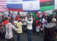 Pro Biafra Rally