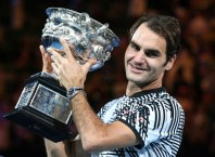 Roger Federer Wins 18th Grand Slam