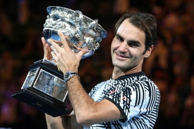 Roger Federer Wins 18th Grand Slam