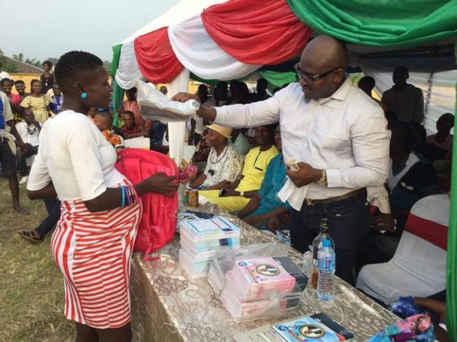 Hon. Izeze Holds 3rd Edition of Izeze Children Party in Ughelli South LGA