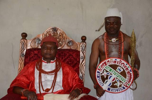 Chief Evance Ochuko Ivwurie