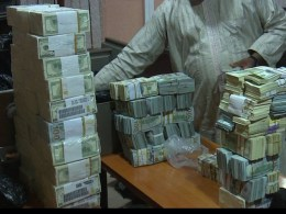 EFCC Recovers Dollars and Pounds