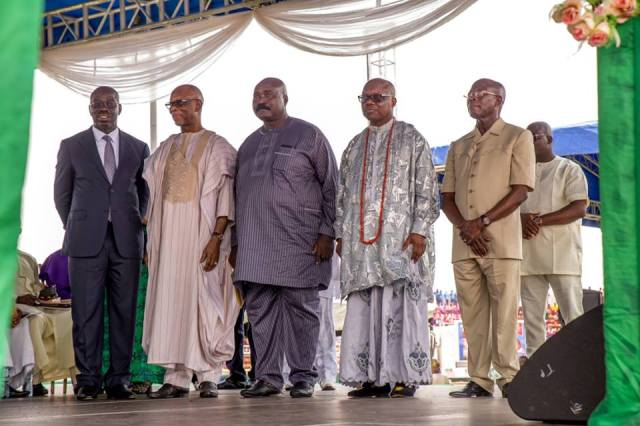 Governors of Edo and Delta State