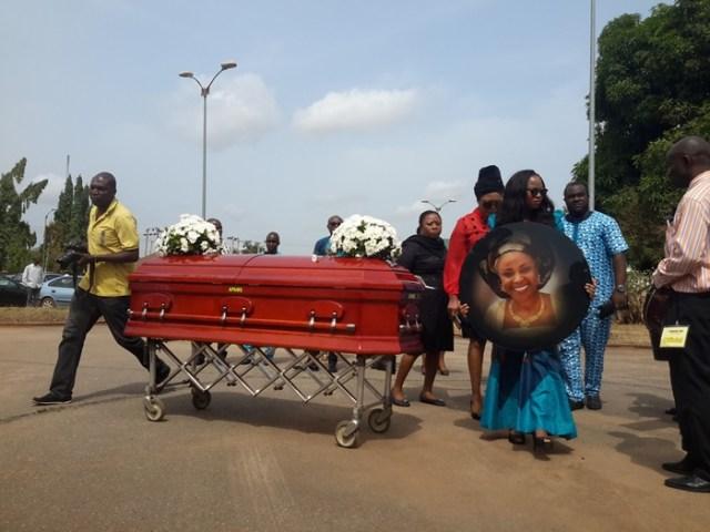 Late Omawumi Udoh