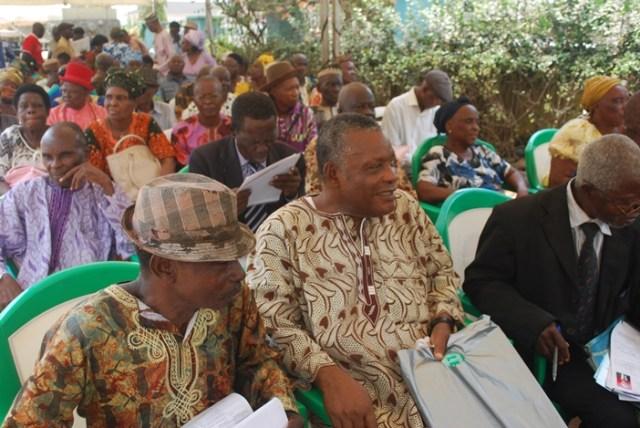Nigeria Pensioner