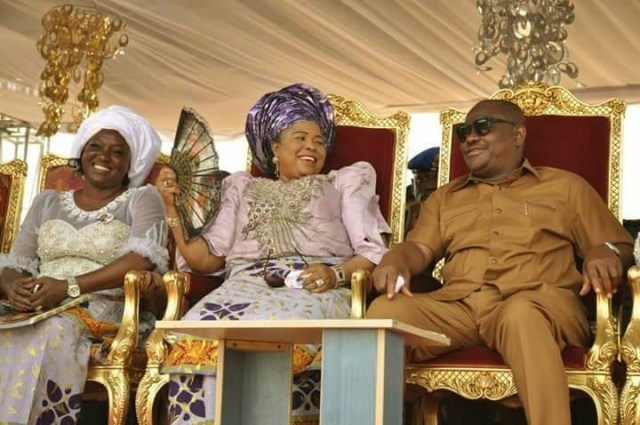 Wike and Dame Patience