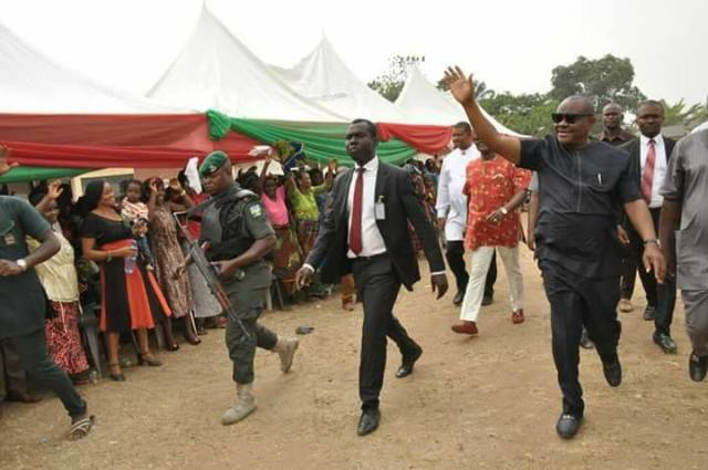 Wike thanks Etche People