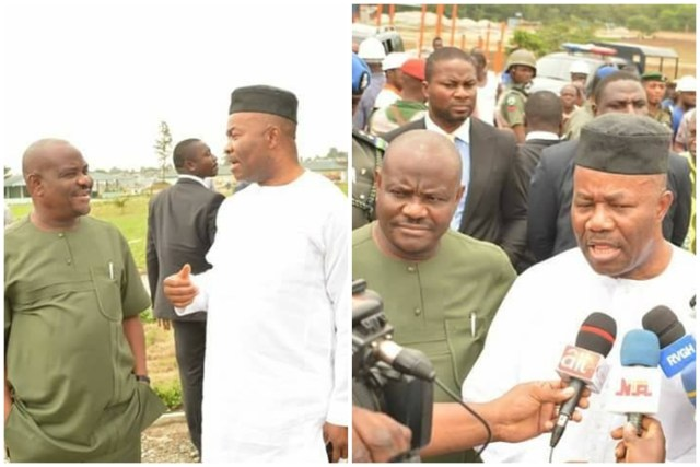 Akpabio and Wike