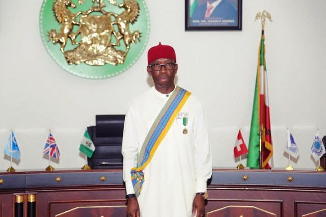 Okowa bags Order of the Pride of Africa