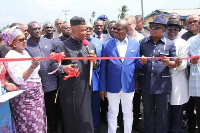 Akpabio in Rivers State