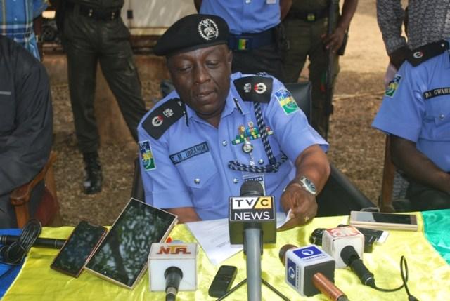 Delta State Police Commissioner
