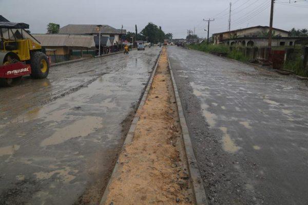 Jesse Access Road Dualisation Project