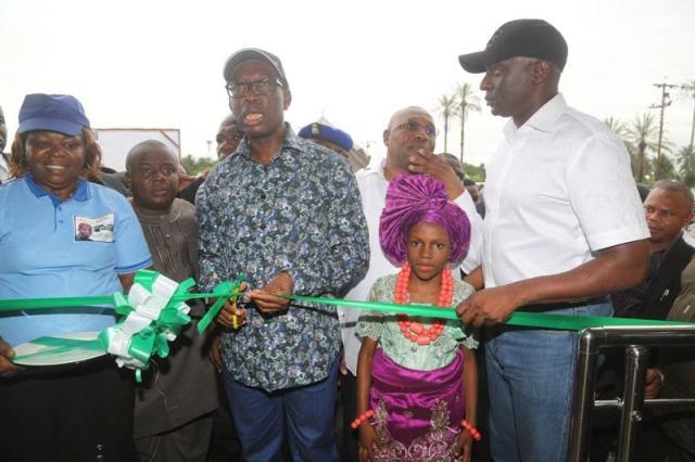 Okowa Commissions Sapele Technical College