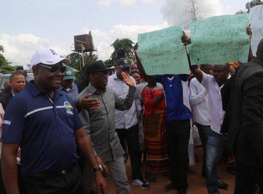 Delta Communities Lauds Okowa