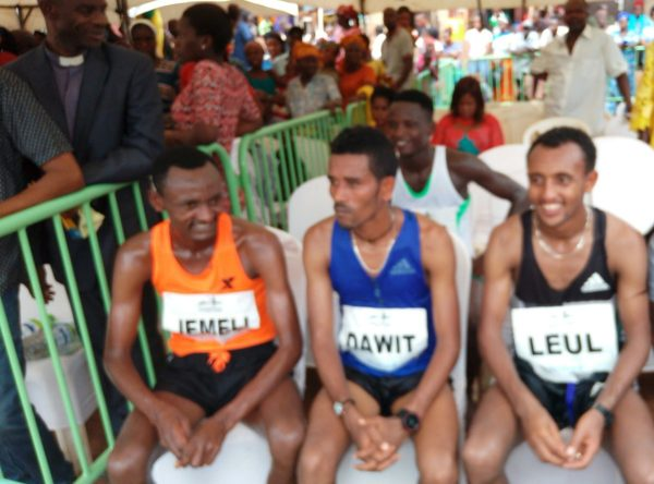Okpekpe Ethiopian Athletes