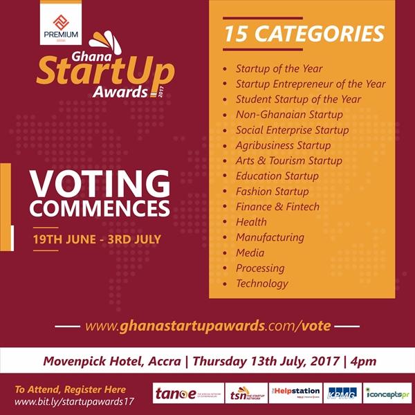 Ghana Startup Awards