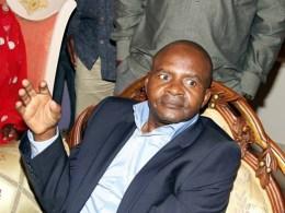 Taraba Governor Dambaba Suntai