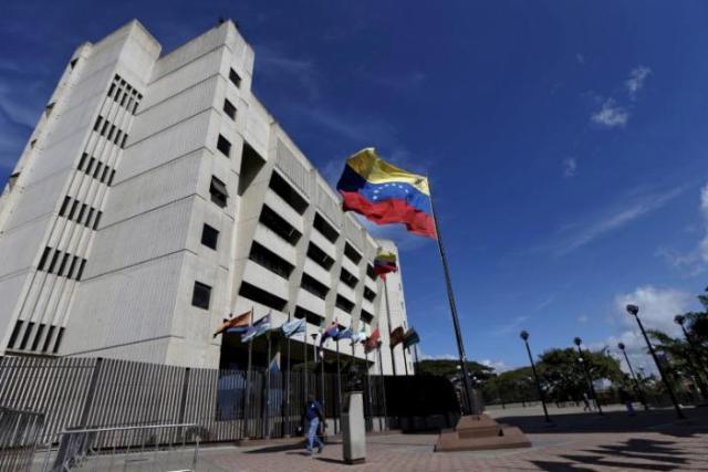 Venezuela Supreme Court Building