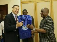 US Ambassador in Port Harcourt