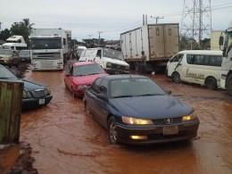 Ekpoma-Abuja Road