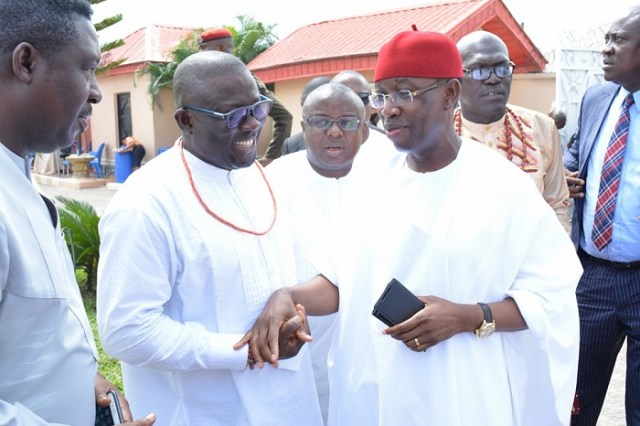 Sheriff Oborevwori and Okowa