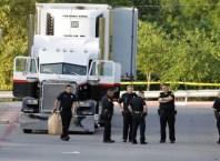 Texas Illegal Immigrant Truck
